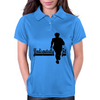 Undisputedly Fit Runner In black Womens Polo