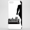 Undisputedly Fit Runner  Phone Case