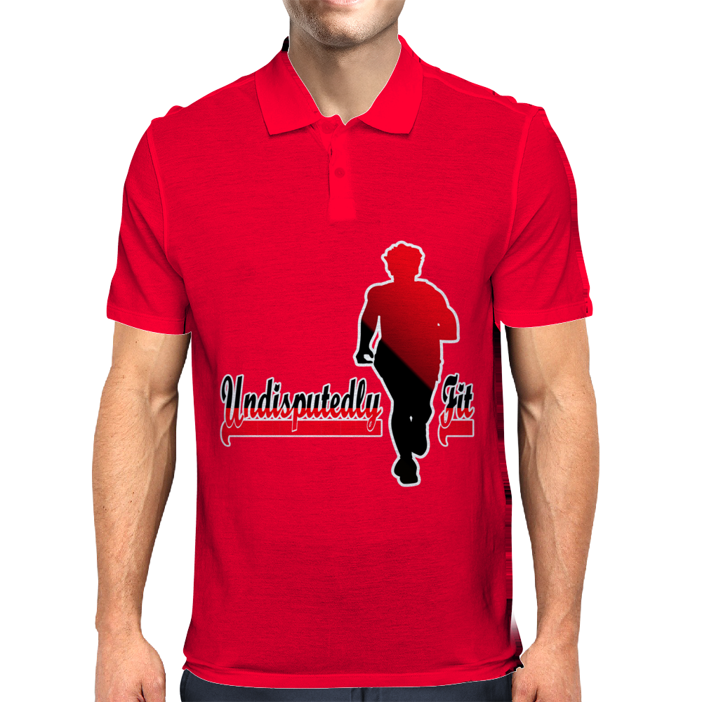 Undisputedly Fit Runner Trinidad and Tobago Mens Polo