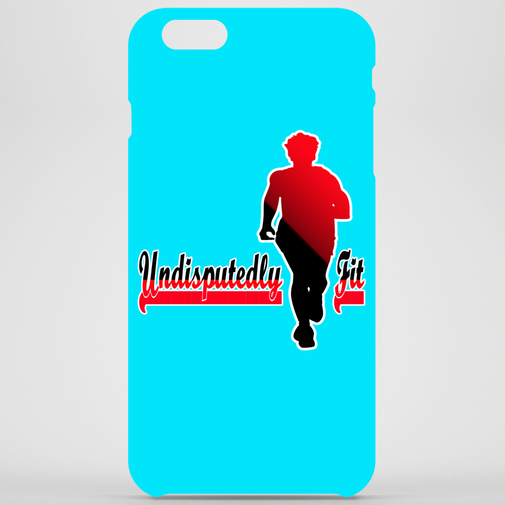 Undisputedly Fit Runner Trinidad and Tobago Phone Case