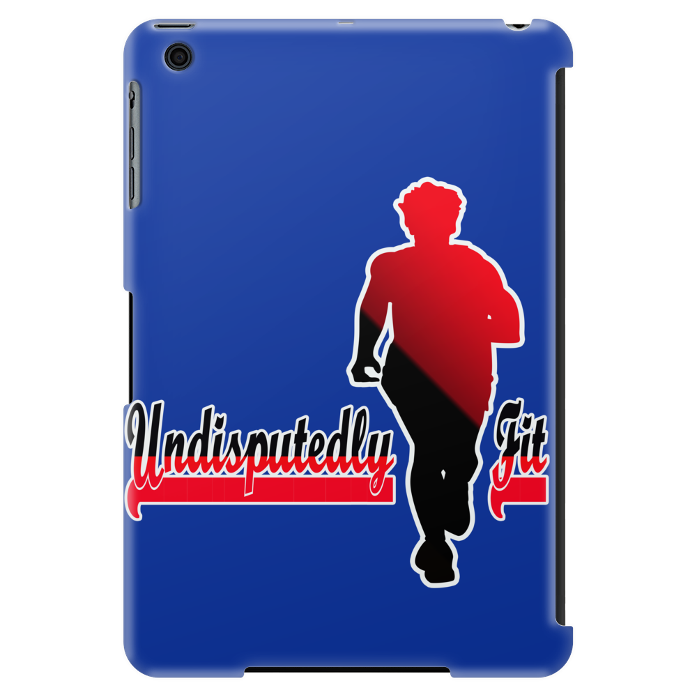 Undisputedly Fit Runner Trinidad and Tobago Tablet (vertical)