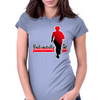 Undisputedly Fit Runner Trinidad and Tobago Womens Fitted T-Shirt