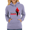 Undisputedly Fit Runner Trinidad and Tobago Womens Hoodie