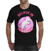 Unicorn Believe In Yourself Mens T-Shirt