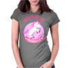 Unicorn Believe In Yourself Womens Fitted T-Shirt