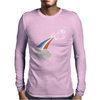 UNICORN FART Mens Long Sleeve T-Shirt