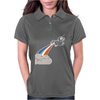UNICORN FART Womens Polo