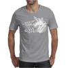 Unicorn Important Thing Is That I Believe In Myself Mens T-Shirt