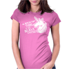 Unicorn Important Thing Is That I Believe In Myself Womens Fitted T-Shirt