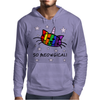 Unicorn Kitty Cat - So Meowgical Mens Hoodie