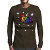 Unicorn Kitty Cat - UniKitty - So Meowgical Mens Long Sleeve T-Shirt