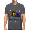 Unicorn Kitty Cat - UniKitty - So Meowgical Mens Polo