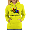Unicorn Kitty Cat - UniKitty - So Meowgical Womens Hoodie