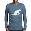 UNICORN POOP STREAK Mens Long Sleeve T-Shirt