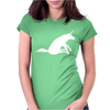 UNICORN POOP STREAK Womens Fitted T-Shirt