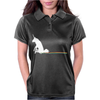 UNICORN SCOOTING ON THE FLOOR Womens Polo