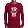 Union Punisher Jack Mens Long Sleeve T-Shirt