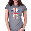 Union Punisher Jack Womens Fitted T-Shirt