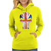Union Punisher Jack Womens Hoodie
