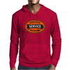 United Motors Service vintage sign distressed Mens Hoodie