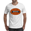 United Motors Service vintage sign distressed Mens T-Shirt