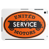 United Motors Service vintage sign distressed Tablet