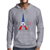 United We Stand - Paris (For light colored backgrounds) Mens Hoodie