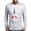 United We Stand - Paris Mens Long Sleeve T-Shirt