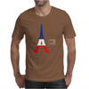 United We Stand - Paris Mens T-Shirt