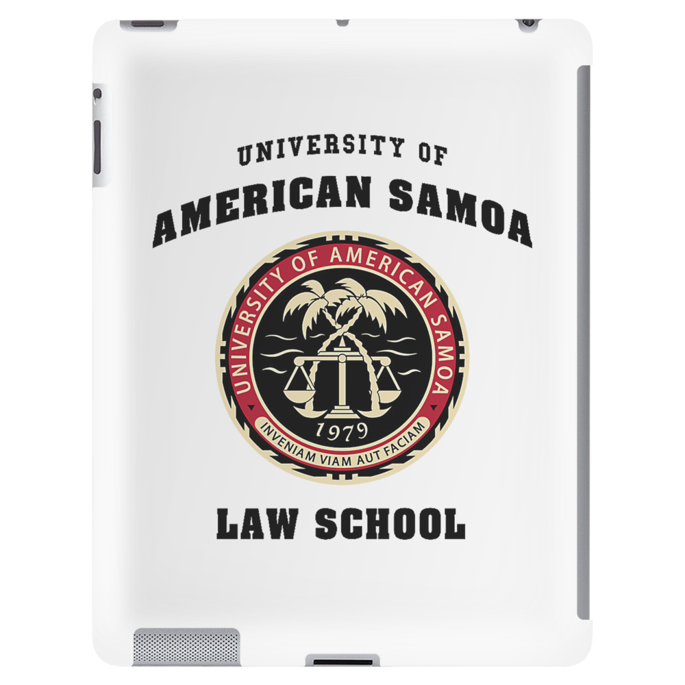 University of American Samoa Law School Tablet