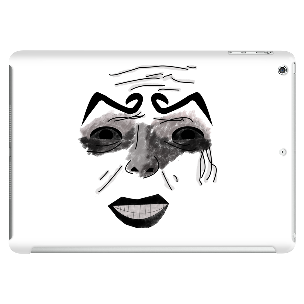 Unkown face Tablet (horizontal)