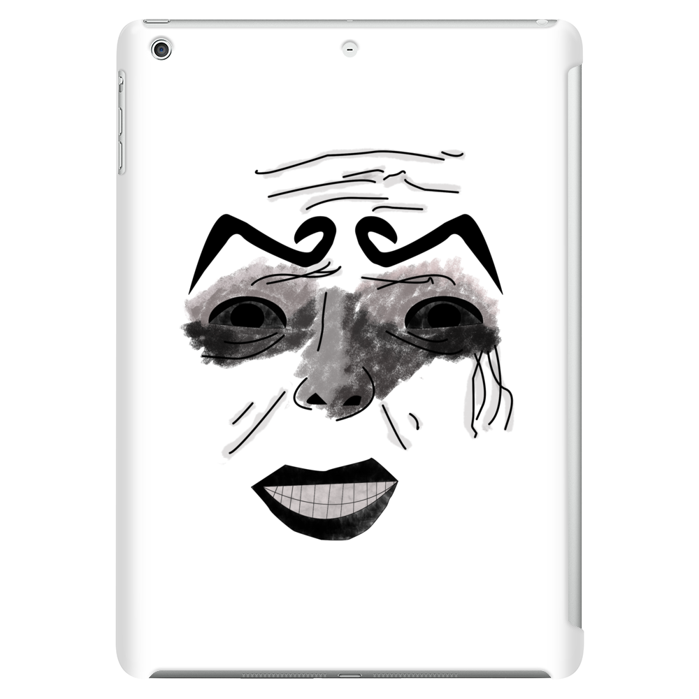 Unkown face Tablet (vertical)