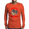 Unleash The Beast Mens Long Sleeve T-Shirt