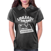Unleash The Fury Caps Lock Womens Polo