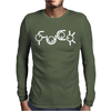 Unown FUCK CLEARANCE Mens Long Sleeve T-Shirt