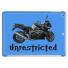 Unrestricted Motorcycle Tablet