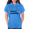 Unsafe driving call 18000FUXGVN Womens Polo