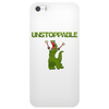 Unstopable T-Rex Phone Case