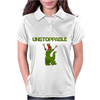 Unstopable T-Rex Womens Polo