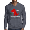 Unstoppable Mens Hoodie