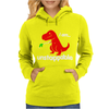 Unstoppable Womens Hoodie