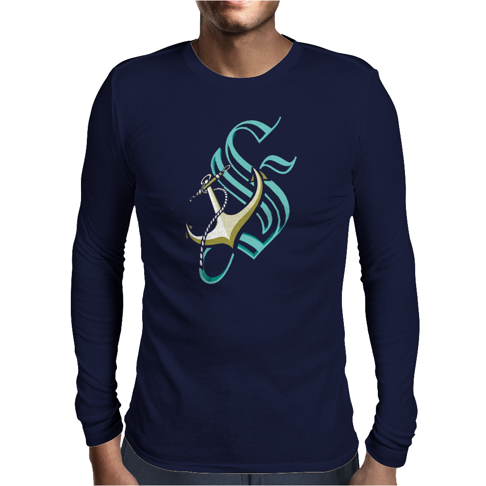 Untitled-1 Mens Long Sleeve T-Shirt