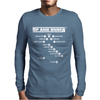 Up And Under Formation Mens Long Sleeve T-Shirt