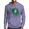 Urban Jungle Mens Hoodie