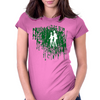Urban Jungle Womens Fitted T-Shirt