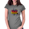 Urban Street Womens Fitted T-Shirt