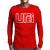 Urei Dj Mixer Mens Long Sleeve T-Shirt