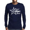 US Army Proud Dad Mens Long Sleeve T-Shirt