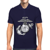 US Marine Corps Mens Polo