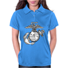 US Marine Corps Womens Polo